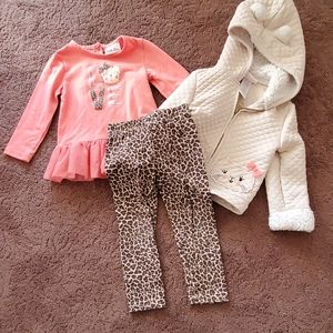 Little Lass 3 peice outfit